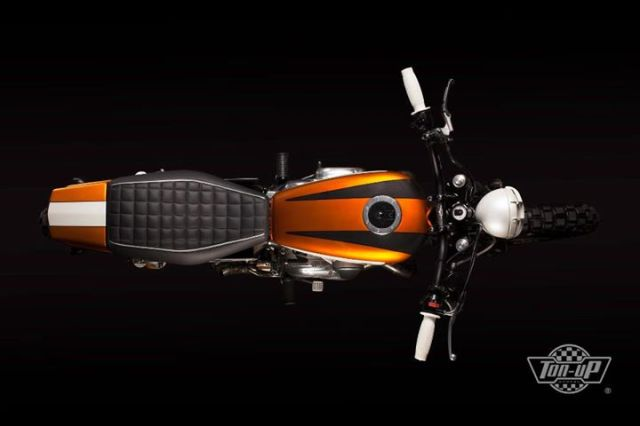 Ton Up Garage Gold Digger Kawasaki W650 I