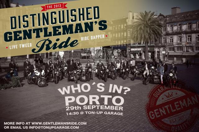 Ton-Up Gentlemens Ride
