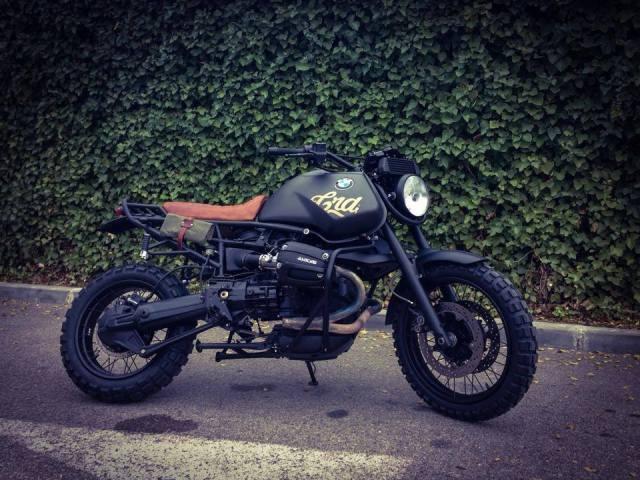 bmw f 650 cafe racer – motorrad bild idee