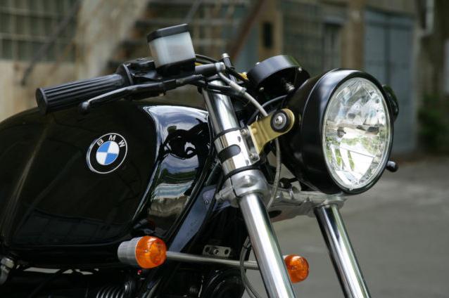 BMW R 80  First  UM 1