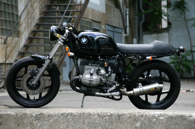 BMW R 80  First UM 2