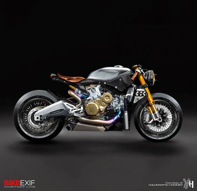 panigiale cafe racer