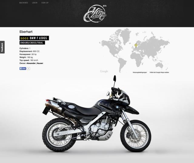 Eberhart | Motorcircles