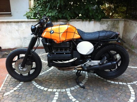 BMW K100 von Rocket Garage