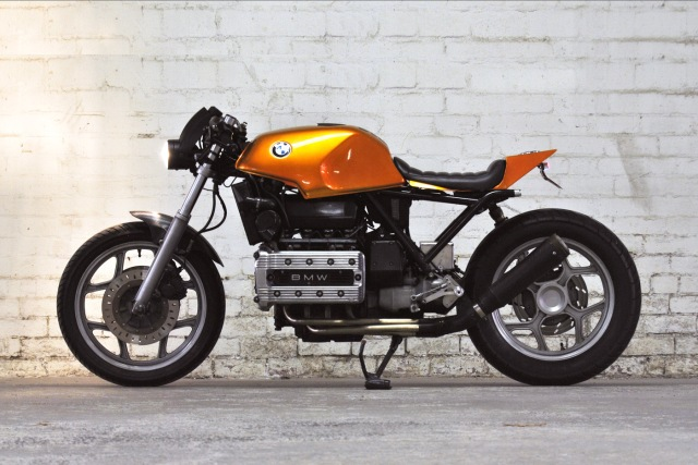 "Hutch's BMW K100  ""Hornet"""