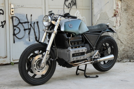 BMW K100 von Moto Sumisura