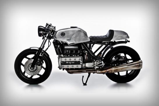 BMW K100 von Marc Robrock