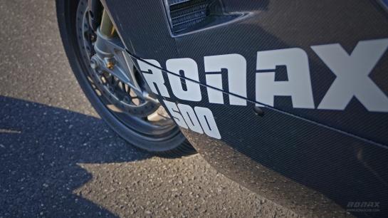 Quelle: Ronax GmbH - www.ronax500.com Fotoagentur: Knitterfisch Dresden - www.knitterfisch.de