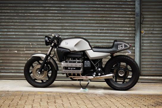 V Custom Cycles K100
