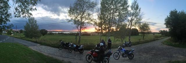 Panorama-Grimnitzsee