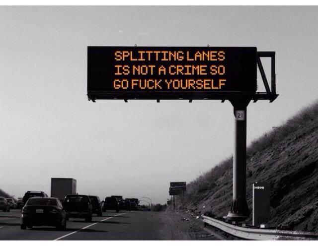lanesplitting