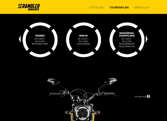 Tourenplan   Wie Scrambler bist Du   Ducati Scrambler