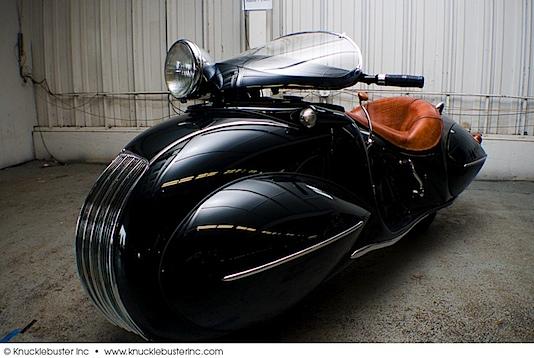 1930er Art Deco Henderson