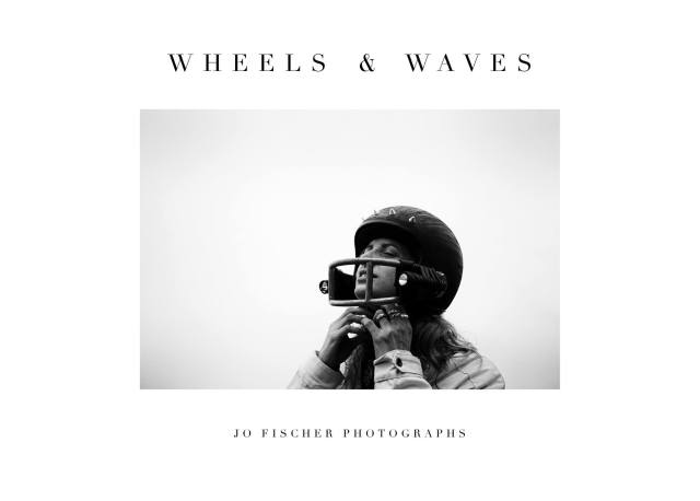 wheels and waves jo fischer photography