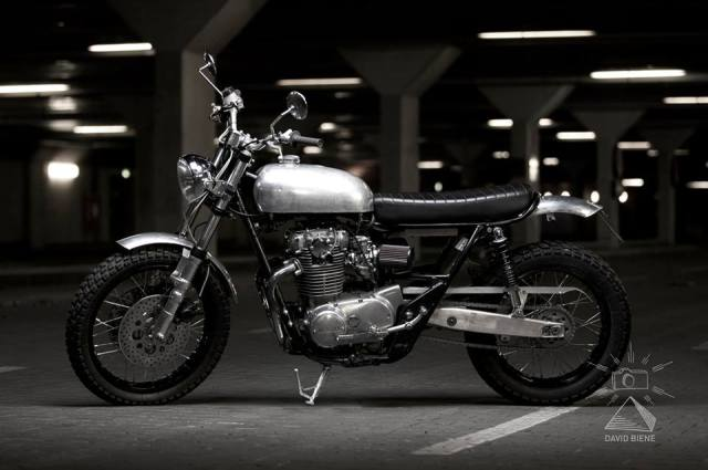 Yamaha XS650 2