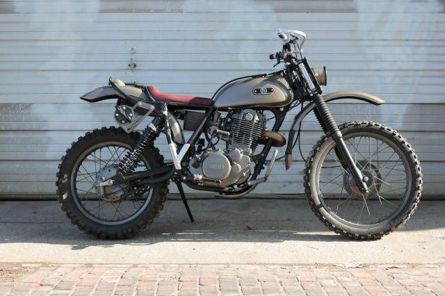 Yamaha XT500 H-Garage 1