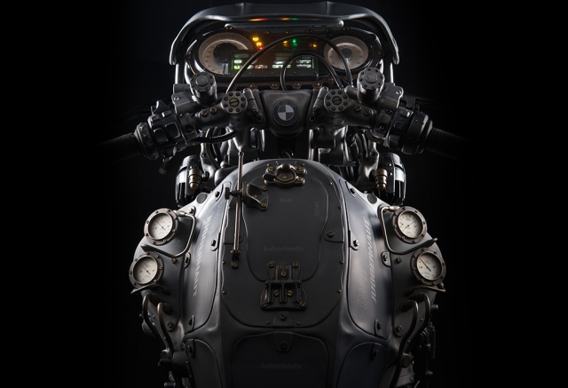 Hot Dock Custom Cycles K1600 GTL Juggernaut 2