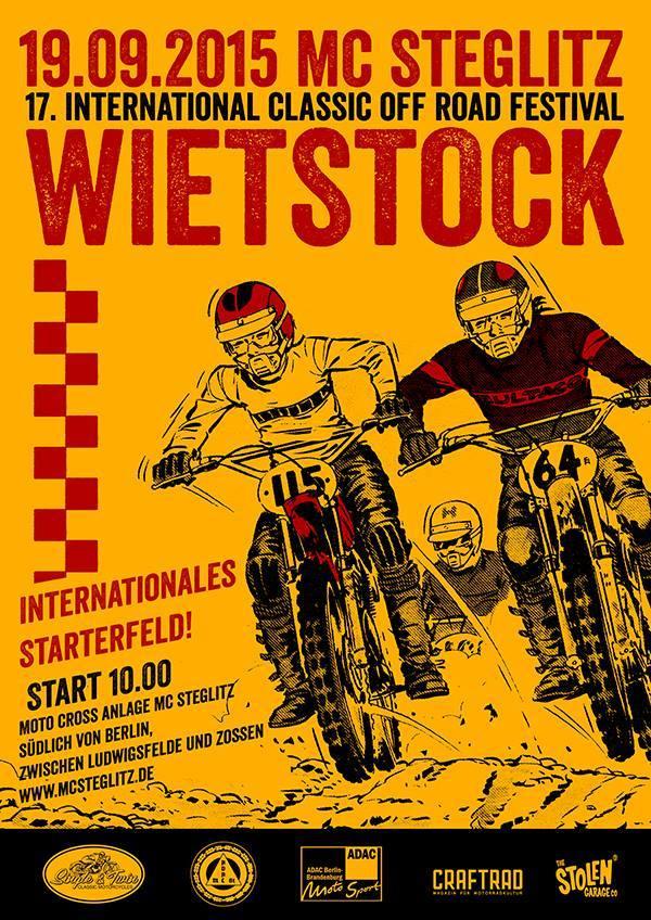 classic offroad festival wietstock 2015