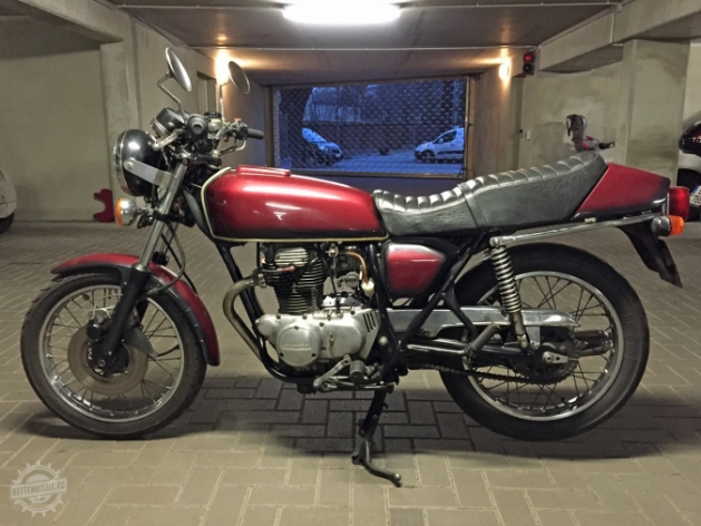 Honda_CJ250_1