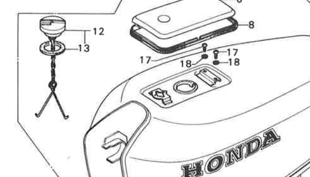 Honda_CJ_250_Tankverschluss_Ersatzteilkatalog