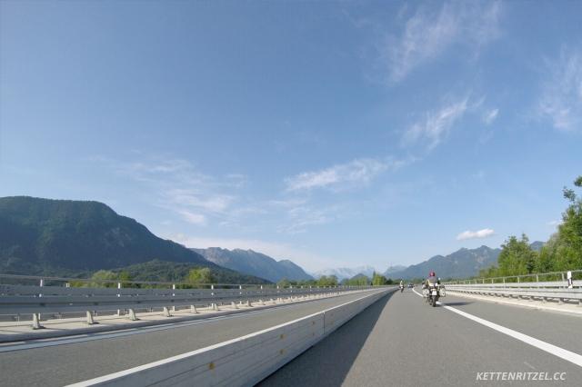 KRCC_Alpenblitz2016_Autobahn_1