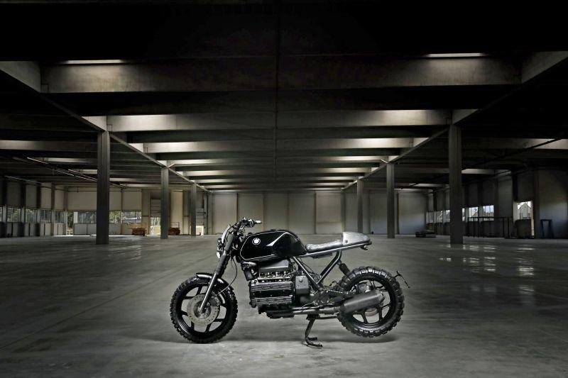 Fundstück: BMW K100 'Xaver' Umbau von Titan Motorcycles